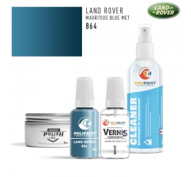 864 MAURITIUS BLUE MET Land Rover