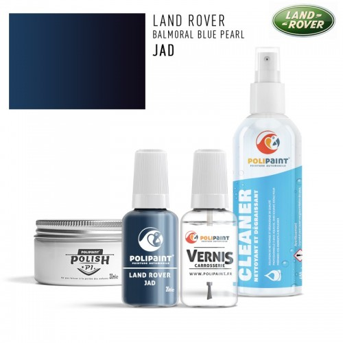 Stylo Retouche Land Rover JAD BALMORAL BLUE PEARL