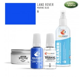 6 MARINE BLUE Land Rover