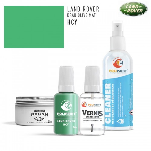 Stylo Retouche Land Rover HCY DRAB OLIVE MAT