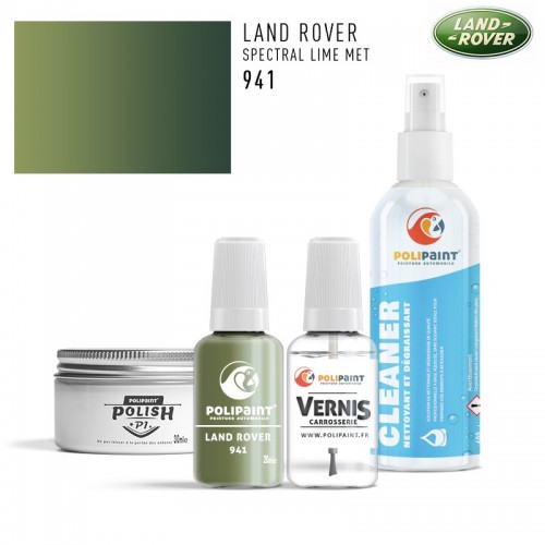 Stylo Retouche Land Rover 941 SPECTRAL LIME MET