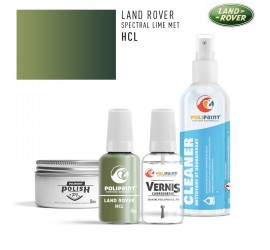 HCL SPECTRAL LIME MET Land Rover