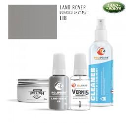 LIB BORASCO GREY MET Land Rover