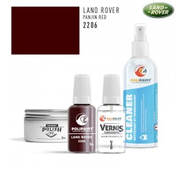 2206 PANJIN RED Land Rover