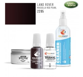 2205 ROSSELLO RED PEARL Land Rover
