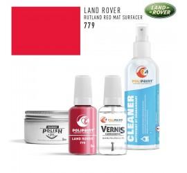 779 RUTLAND RED MAT SURFACER Land Rover