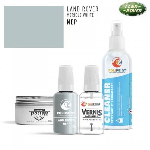 Stylo Retouche Land Rover NEP MERIBLE WHITE