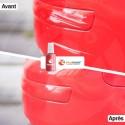 Stylo Retouche Saab 294 CHILLI RED PEARL