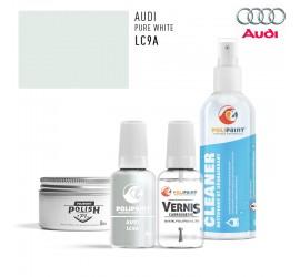 LC9A PURE WHITE Audi