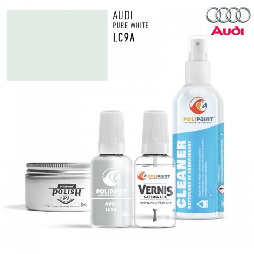 Stylo Retouche Audi LC9A PURE WHITE