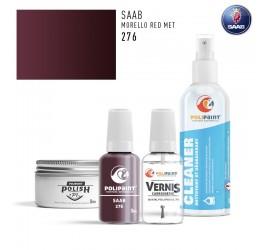 276 MORELLO RED MET Saab
