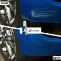 Stylo Retouche Saab 270 LIGHTNING BLUE MICA MET