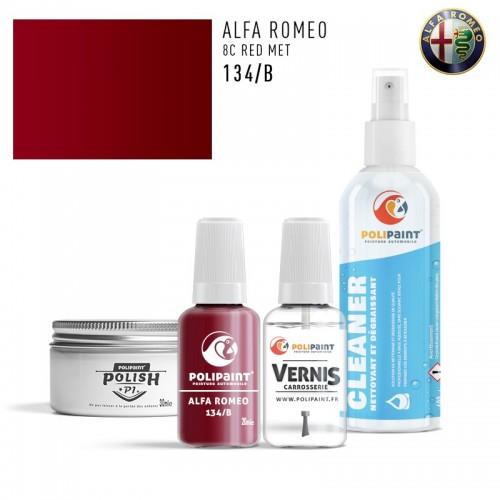 Stylo Retouche Alfa Romeo 134/B 8C RED MET