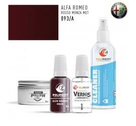 093/A ROSSO MONZA MET Alfa Romeo