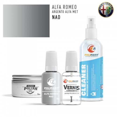 Stylo Retouche Alfa Romeo NAD ARGENTO ALFA MET