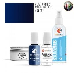 468/B TORNADO BLUE MET Alfa Romeo