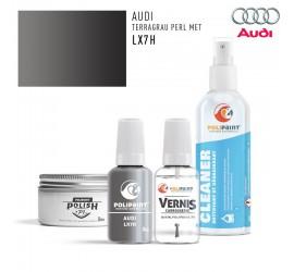 LX7H TERRAGRAU PERL MET Audi