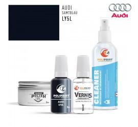 LY5L SAMTBLAU Audi