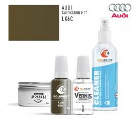 LX6C TAKTIKGRÜN MET Audi
