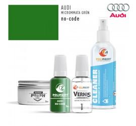 no-code MICROMMATA GRÜN Audi