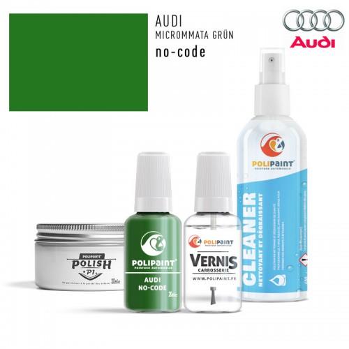 Stylo Retouche Audi no-code MICROMMATA GRÜN