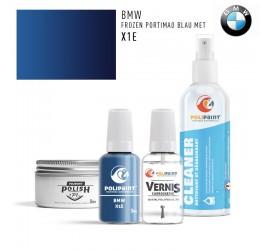 X1E FROZEN PORTIMAO BLAU MET BMW