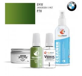 P7V JAVAGRUEN II MET BMW