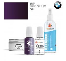 P28 TWILIGHT PURPLE MET BMW