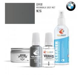 N2G MOONWALK GREY MET BMW