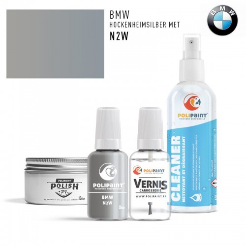 Stylo Retouche BMW N2W HOCKENHEIMSILBER MET