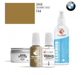 F46 GALVANIC GOLD BMW