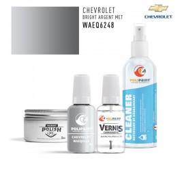WAEQ6248 BRIGHT ARGENT MET Chevrolet
