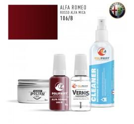 106/B ROSSO ALFA MICA Alfa Romeo