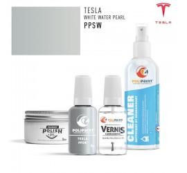 Stylo Retouche Tesla PPSW WHITE WATER PEARL