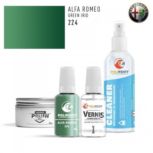 Stylo Retouche Alfa Romeo 224 GREEN IRID