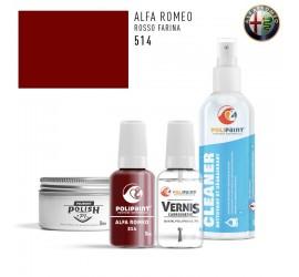 514 ROSSO FARINA Alfa Romeo
