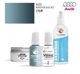 L96M MARATHON BLUE MET Audi