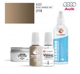 LY1R BEIGE AMANDE MET Audi