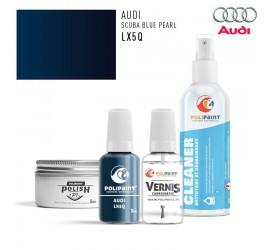 LX5Q SCUBA BLUE PEARL Audi