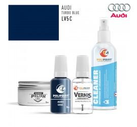 LV5C TURBO BLUE Audi