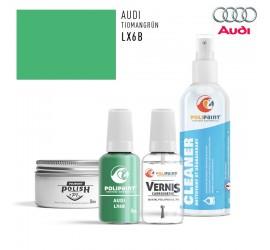 LX6B TIOMANGRÜN Audi
