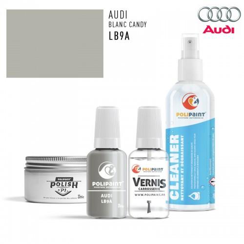 Stylo Retouche Audi LB9A BLANC CANDY