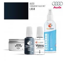 LX5B FIRMAMENT BLUE MET Audi