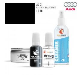 L03C RALLYESCHWARZ MATT Audi