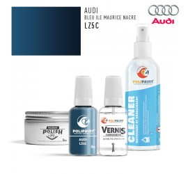 LZ5C BLEU ILE MAURICE NACRE Audi