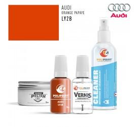LY2B ORANGE PAPAYE Audi