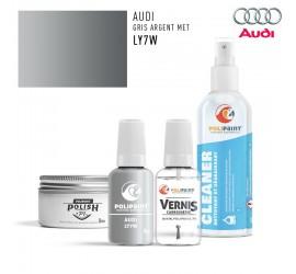 LY7W GRIS ARGENT MET Audi