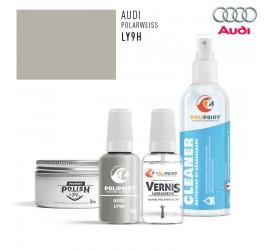 LY9H POLARWEISS Audi