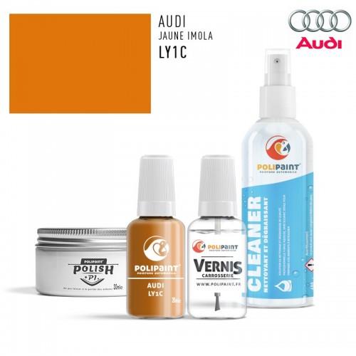 Stylo Retouche Audi LY1C JAUNE IMOLA