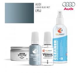 LY5J LIQUID BLUE MET Audi